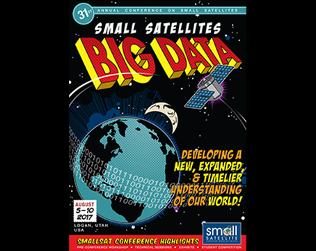 Small Satellite Conference 2017 – DHV Technology
