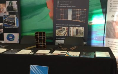 DHV Technology in SmallSat Symposium 2019