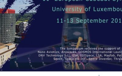 DHV Technology in the 11th European CubeSat Symposium
