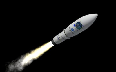 The next Vega rocket launch
