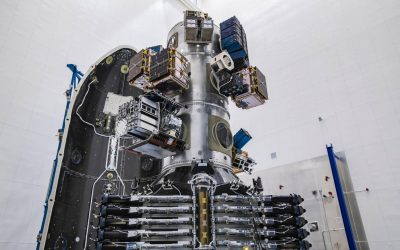 DHV Technology being part of SpaceX Transporter-1 Mission