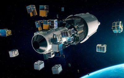 DHV Technology on Falcon-9 / Transporter-2 mission